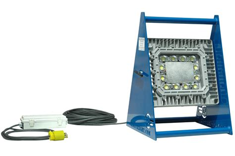 explosion proof led work lights larson electronics introduces a portable explosion proof