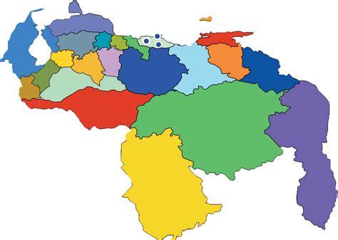 imagenes de venezuela en el mapa imagen mapa de venezuela imagui