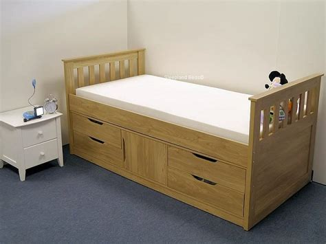 single beds with storage fascinating beds with drawers for super convenient