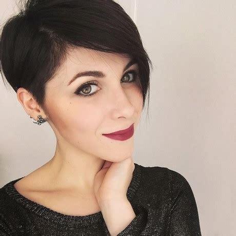 cortes de chica cabello corto chicas
