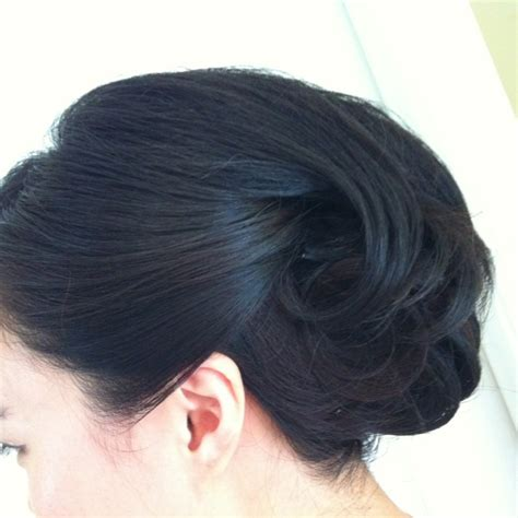 different ways to style chin length hair 17 best images about hair on pinterest pony makeup hair