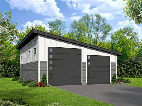 Modern Garage Plans by Plan 062g 0111 Garage Plans And Garage Blue Prints From
