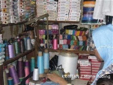Lu Jahit usaha perlengkapan kebutuhan menjahit tidak segemerlap dunia fesyen