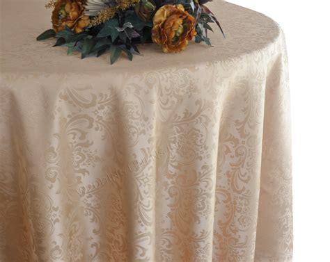 jacquard table linens chagne damask tablecloths jacquard tablecloths 90