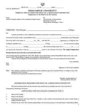 application letter for migration certificate from college certificate of completion wording forms and templates