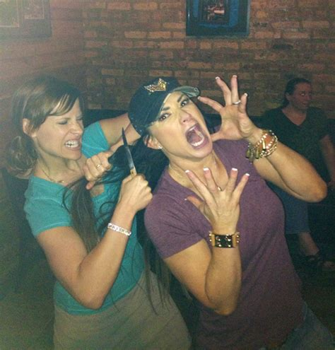 wwe female headshaves molly holly gets some wrestlemania 20 revenge picture