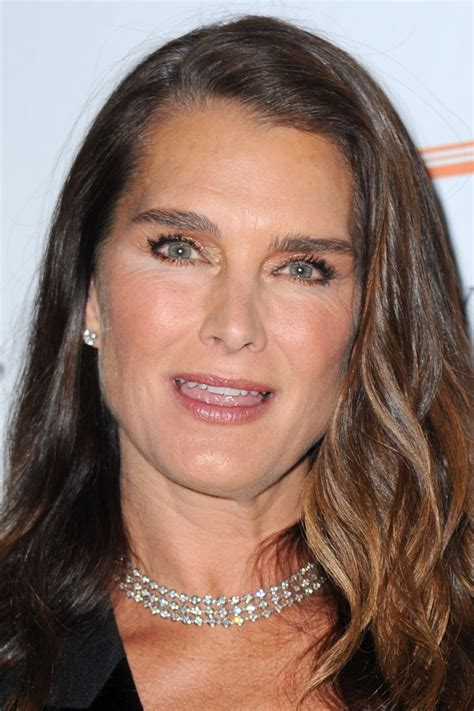 brooke shields brooke shields 2017 tribeca ball in new york city