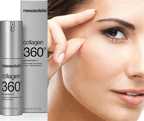 Collagen Eye the unique collagen 360 eye mesoestetic
