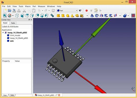 python cad library freecad parametric 3d electronic library freecad forum