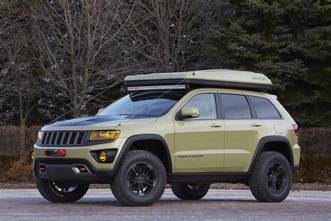 2015 jeep cherokee tires 2015 jeep grand cherokee overlander conceptcarz com