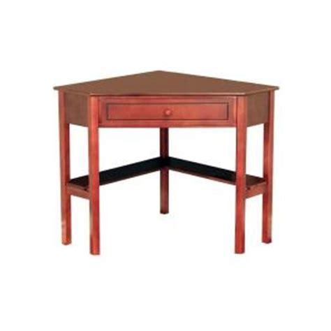 home depot computer desks frenchi home furnishing wood corner computer desk mh161