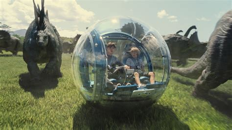 film jurassic world review jurassic world colin trevorrow uh finds a