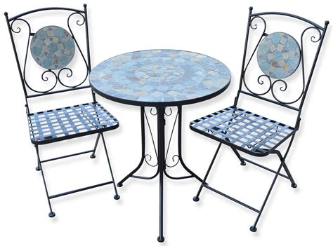Mosaic Patio Table And Chairs Woodside Mosaic Table And Chair Set Furniture Outdoor Value