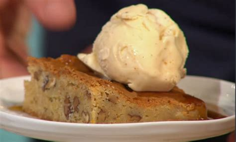 Softjell Brownie simon rimmer pecan and maple white chocolate brownies
