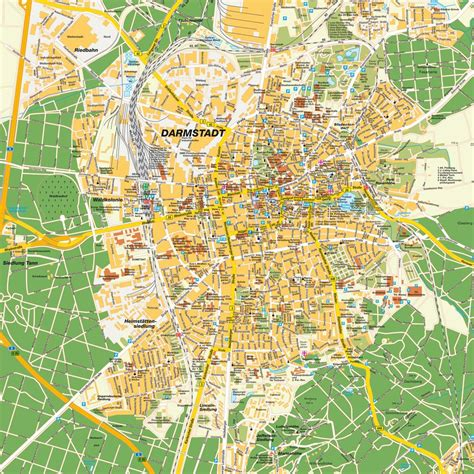 Home Design Map Free by Map Darmstadt Germany Maps And Directions At Map