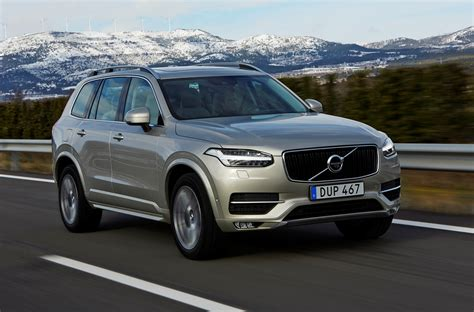 the new volvo volvo xc90 first drive volvo hits reset button with