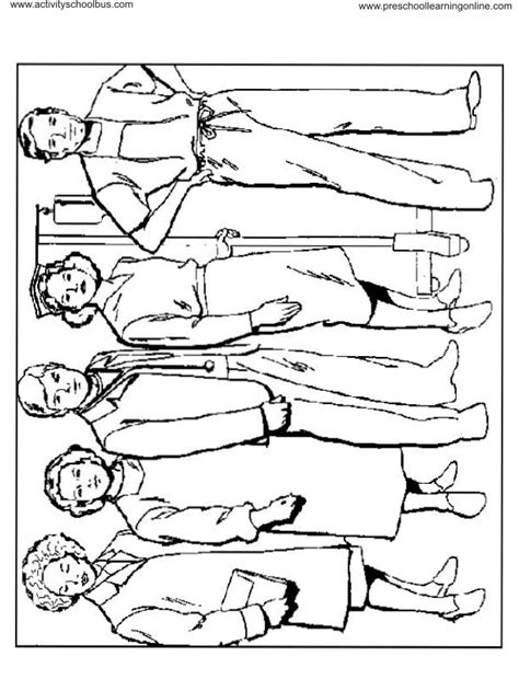 coloring pages of male nurses male doctor coloring pages