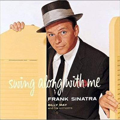 frank sinatra swing along with me swing along with me frank sinatra ローチケhmv 2720006