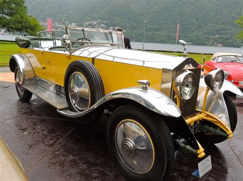 yellow rolls royce 1920 secrets of the great gatsby s fabulous cars garrett on