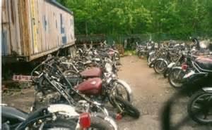 Suzuki Scrap Yard Motorcycle Salvage Yards Where To Locate Parts