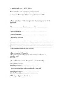 simple personal loan agreement template simple personal loan agreement template besttemplates123