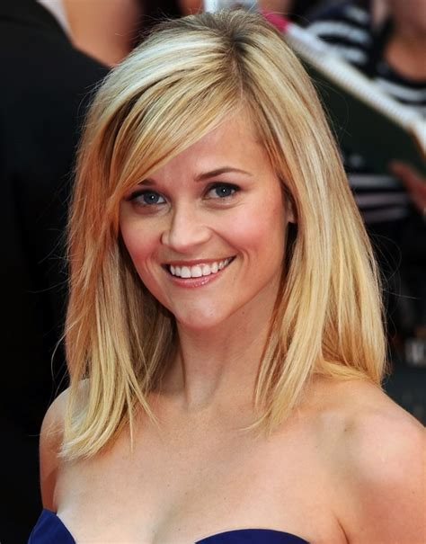Reese Witherspoon Hairstyles by The Teach Zone Reese Witherspoon Shaped