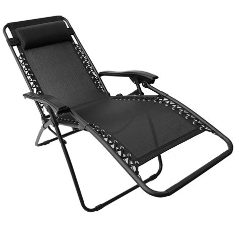 Caravan Recliner Chairs by New Zero Gravity Patio Outdoor Yard Folding Lounge Chairs