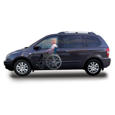 Kia Sedona Motability Wheelchair Accessible Kia Sedona Up Front Wav