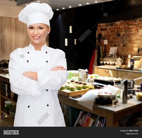 kitchen chef cooking bakery people food image photo bigstock