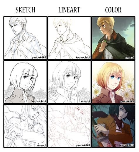 Meme Page - aot switch meme by ensoul on deviantart