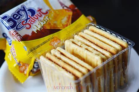 recipe biskut gery salut malkist diy travel eat
