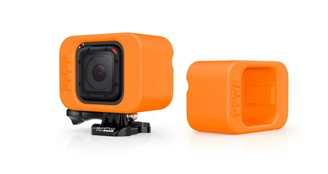 gopro as a security gopro floaty float for session cameras
