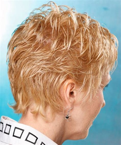 short haircuts for women over 50 side view short wavy hairstyles for women over 50 hairstyle side