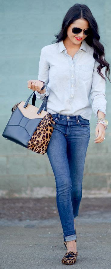cute casual jeans outfits  spring larisoltdcom