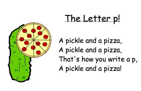 Pickle Letter