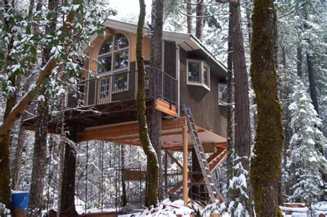 Tree Houses To Live In Treehouses For And Adults Outdoor Spaces Patio