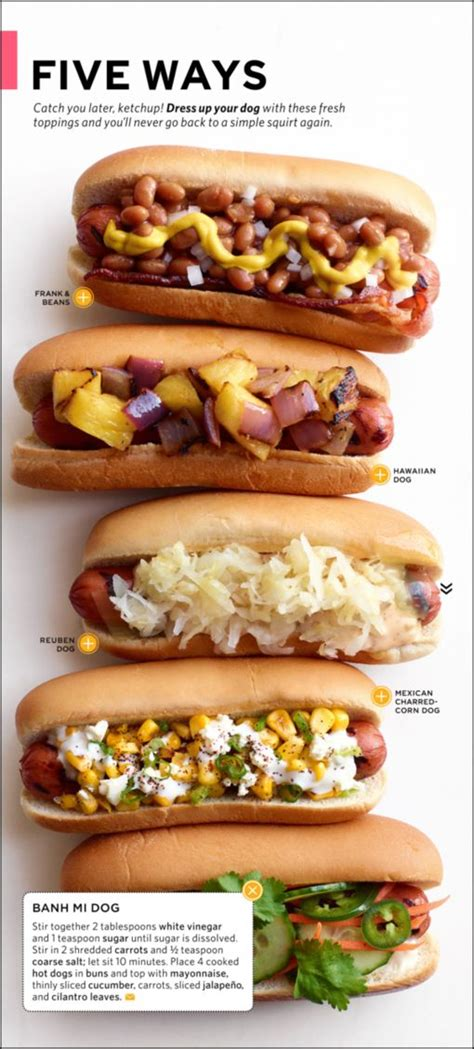 hot dog bar toppings list 25 best ideas about hot dog toppings on pinterest hot