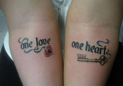 tattoo pour un couple 25 id 233 es originales de tatouages pour couples