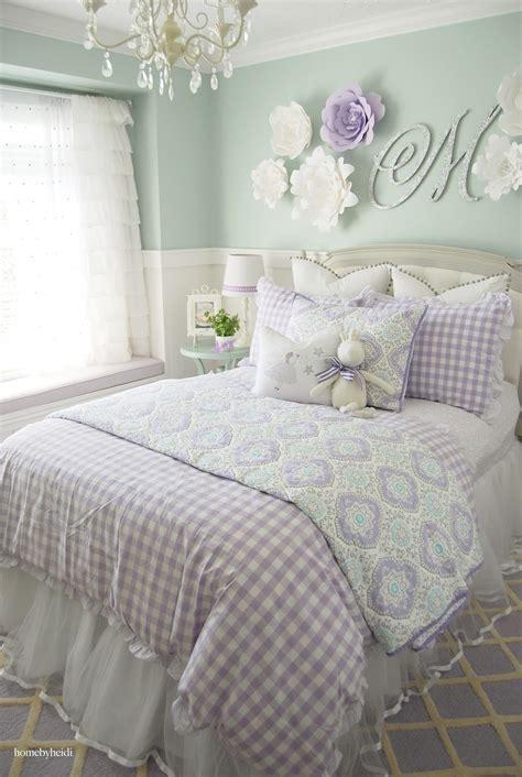 Ballard Designs Headboard home by heidi purple amp turquoise little girls room