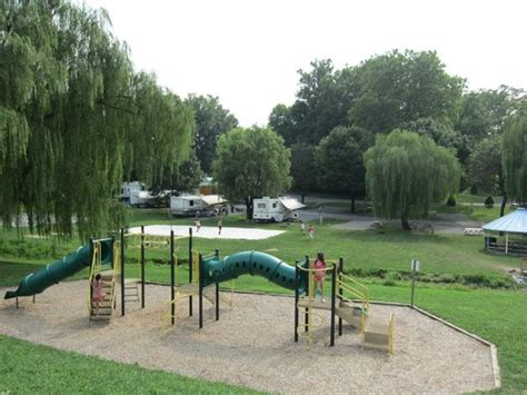 Cabins Near Hershey Park by The Playground Picture Of Hersheypark Cing Resort Hummelstown Tripadvisor