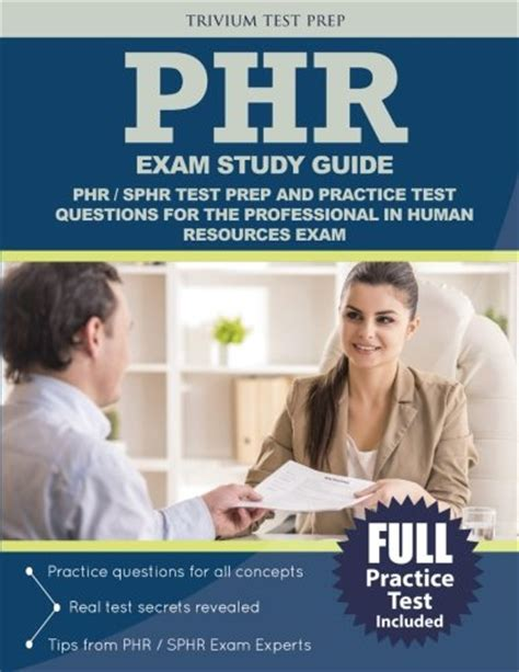 phr study guide 2018 phr certification preparation and practice test questions for the professional in human resources books phr sphr professional in human resources certification
