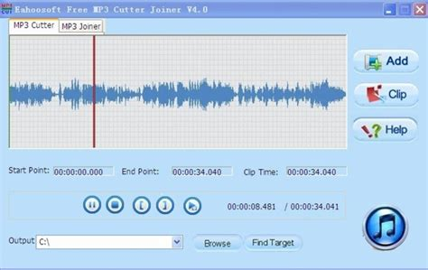 download mp3 cutter windows xp free mp3 cutter joiner download