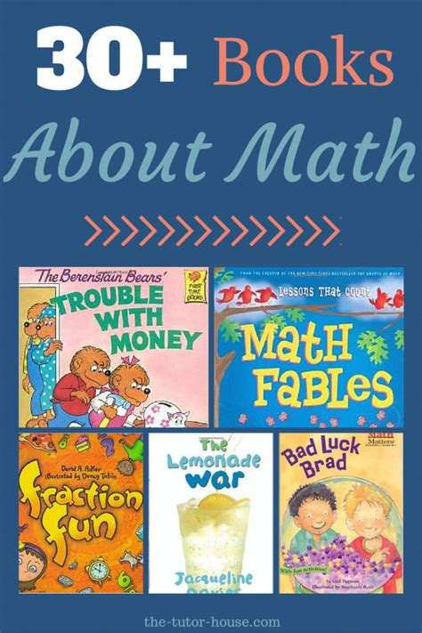 teaching math with picture books books about math