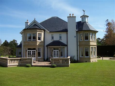 House Picture by New House At Caledonian Crescent Gleneagles Architects