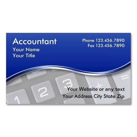 accountant business cards templates accountant business cards business cards business and