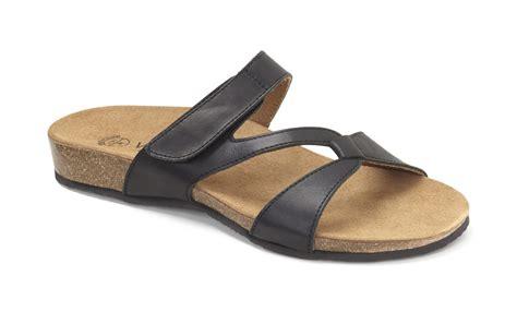 vionic plona s cork sandals w orthaheel