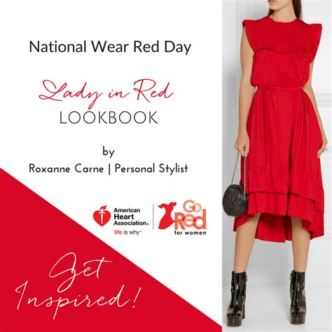 National Wear Day Fall In With Your by Style File 2017 Roxanne Carne