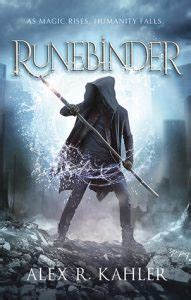 four things to about runebinder by alex r kahler