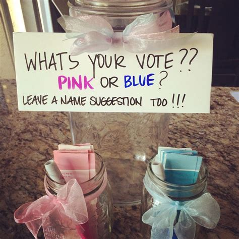 Gender Reveal Decorations by 1000 Ideas About Gender Reveal Decorations On Baby Reveal Ideas Baby Reveal