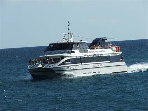 catamaran boat trip salou ferry salou cambrils 12 30pm creuers costa daurada